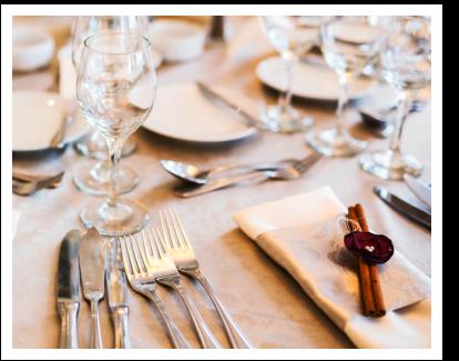 table utensils